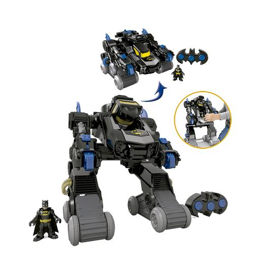 Fisher Price - Imaginext DC - Bat Robot Transformable
