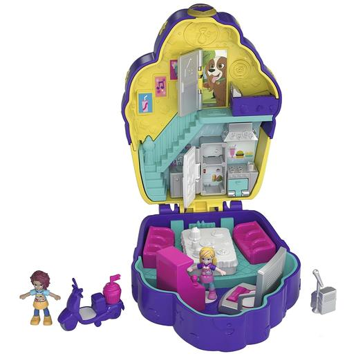Polly Pocket - Cofre Cupcake Sorpresa