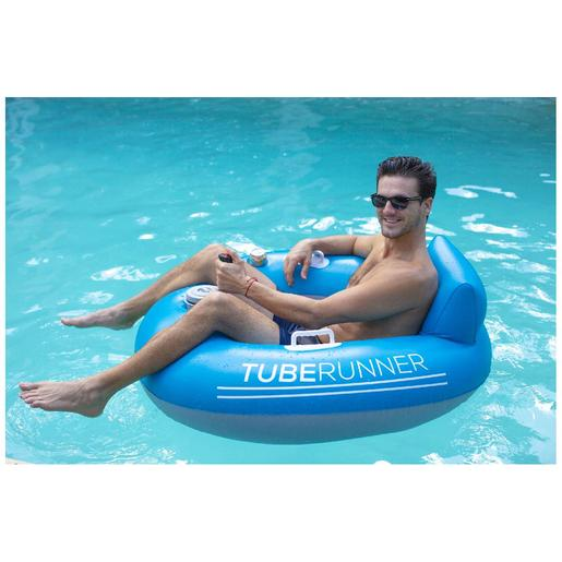 Tube Runner de Piscina Motorizado