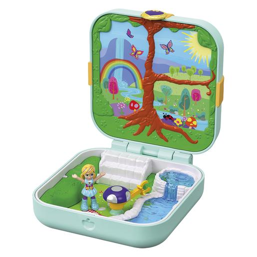 Polly Pocket - Mundo Sorpresa Bosque Mágico