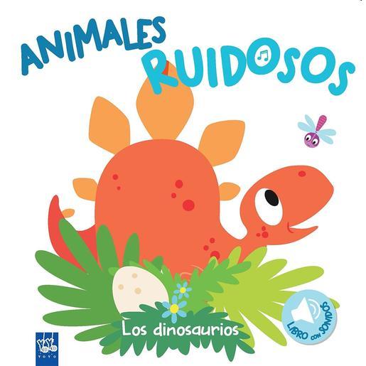 Animales ruidosos. Los dinosaurios