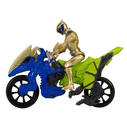 Power Rangers - Moto Transformación (varios modelos)