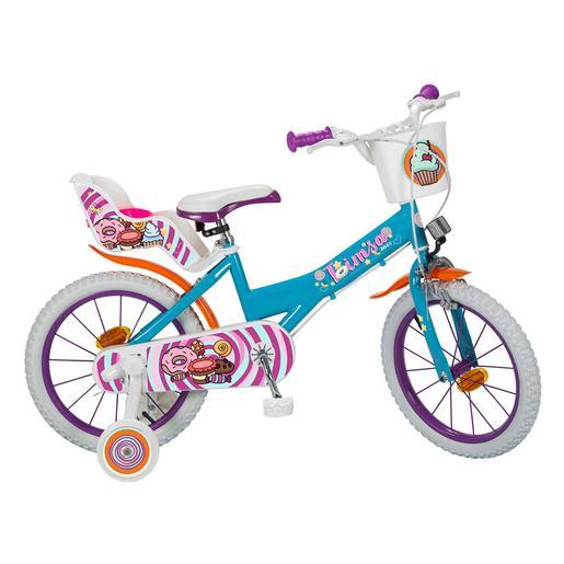 Bicicleta Sweet Fantasy 16 Pulgadas