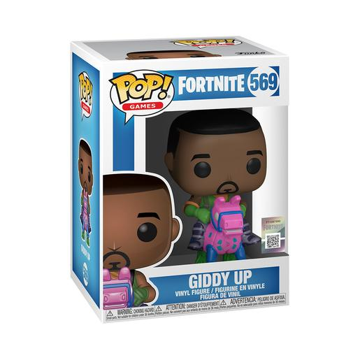 Fortnite - Giddy Up - Figura Funko POP