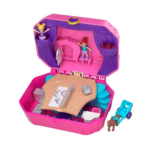 Polly Pocket - Cofre Caja de Música
