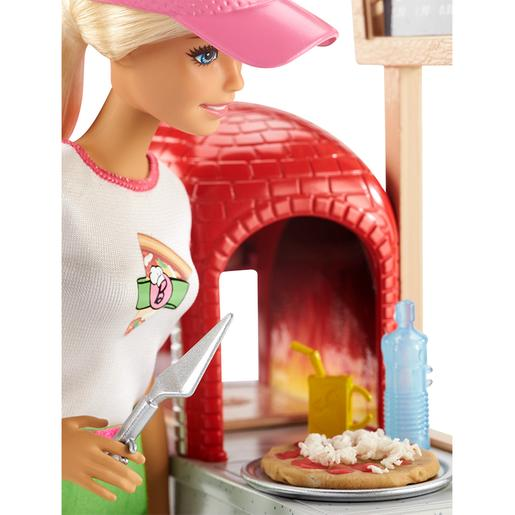 Barbie - Pizza Chef