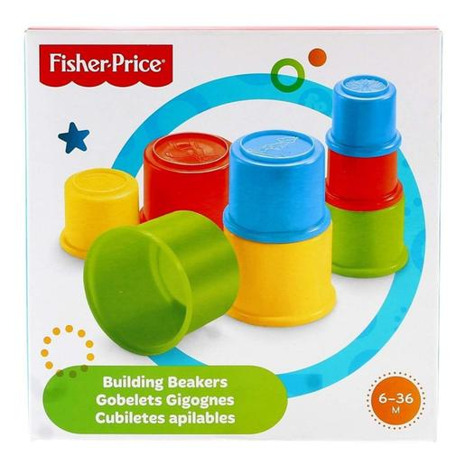 Fisher Price - Cubiletes Apilables