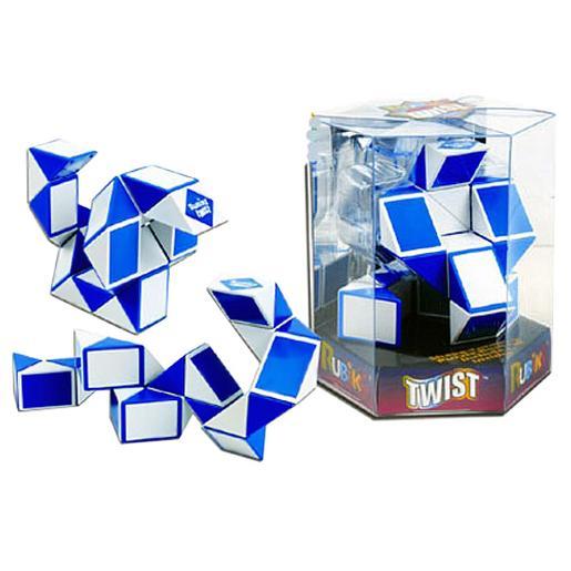 Serpiente Rubik's
