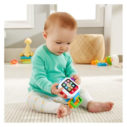 Fisher Price - Smartwatch Hora de Aprender