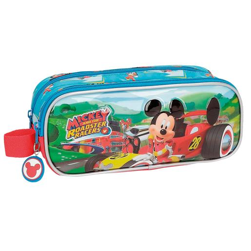 Mickey Mouse - Neceser 2 Compartimentos Mickey y los Superpilotos