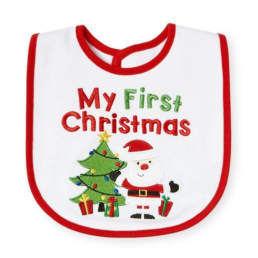 Babies R Us - Babero Mi Primera Navidad