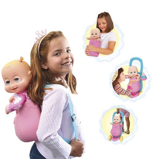 Bouncin Babies - Recién Nacido Nos Vamos de Paseo