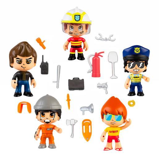 Pinypon - Pack de 5 Figuras Pinypon
