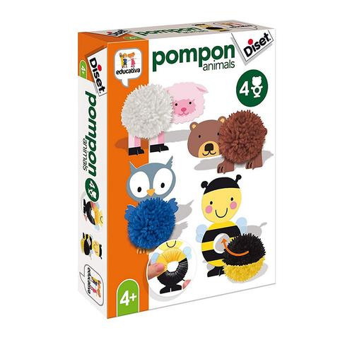 Diset - Pompon Animals