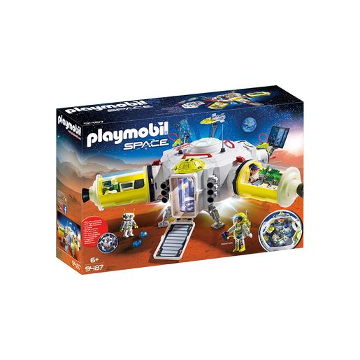Playmobil - Station de Marte - 9487
