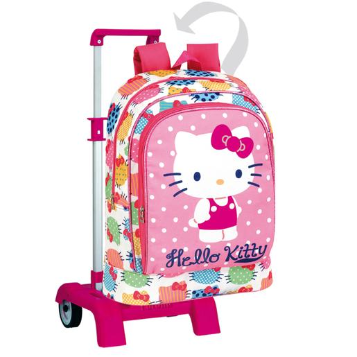 Hello Kitty - Mochila + Trolley Hello Kitty Love