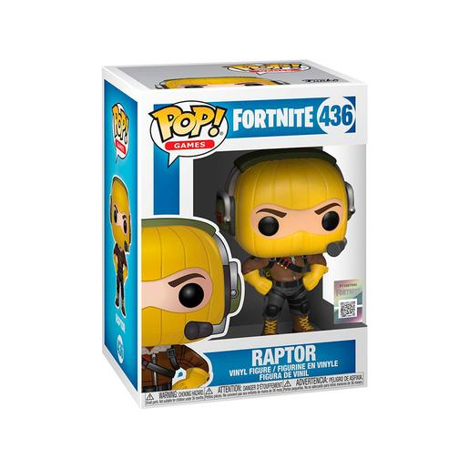 Fortnite - Raptor - Figura POP