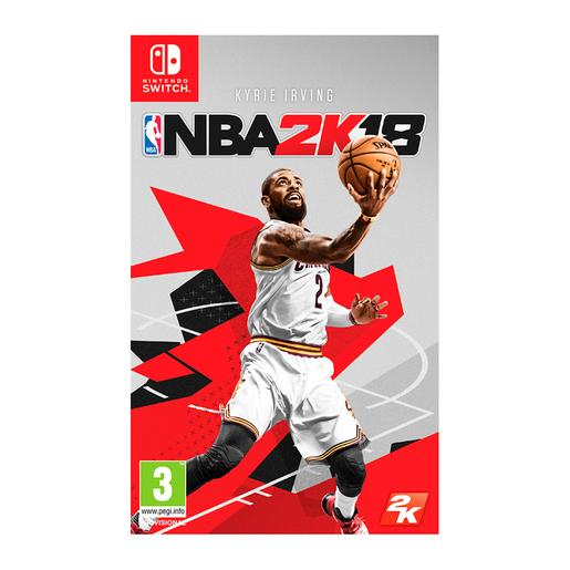 Nintendo Switch - NBA 2K18