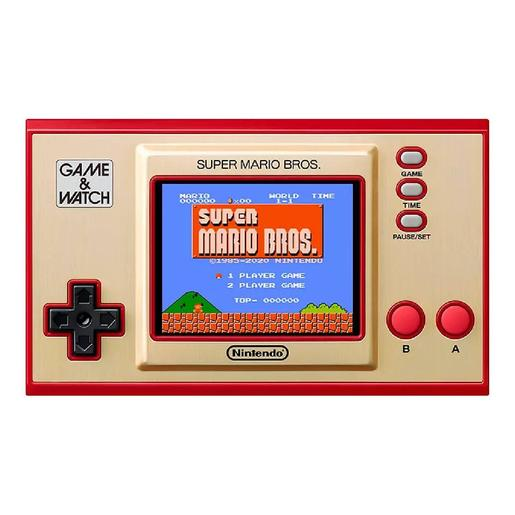 Nintendo - Consola Game&Watch Super Mario Bros Retro