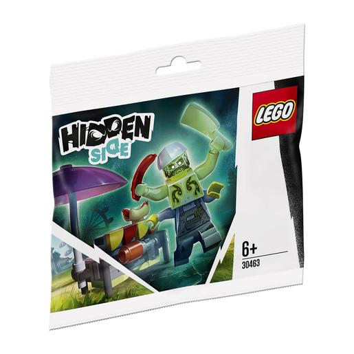 LEGO Hidden Side - Puesto perritos calientes Chef Enzo (30463)