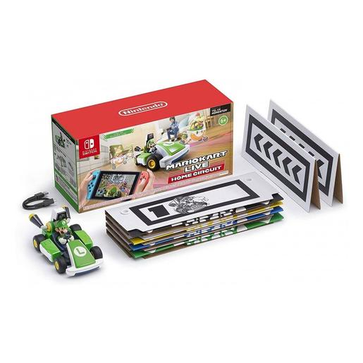 Nintendo Switch - Mario Kart Live Home Circuit - Set Luigi