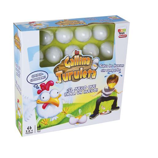 LA GALLINA TURULETA IMC Toys 8421134094864