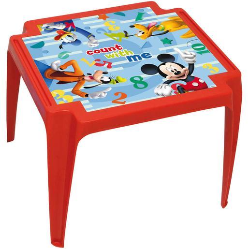 Mickey Mouse - Mesa Monoblock Mickey Mouse (varios modelos)