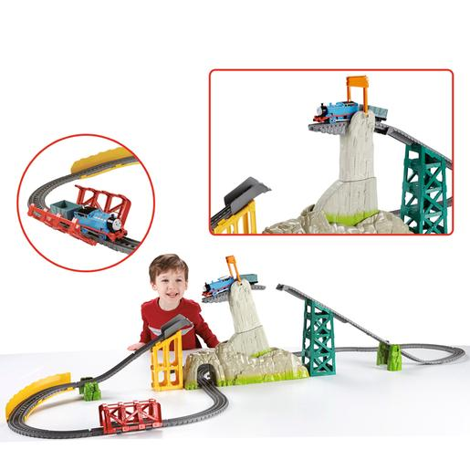 Fisher Price - Thomas y sus Amigos - Circuito Gran Avalancha