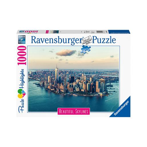 Ravensburger - Puzzle 1000 pcs New York