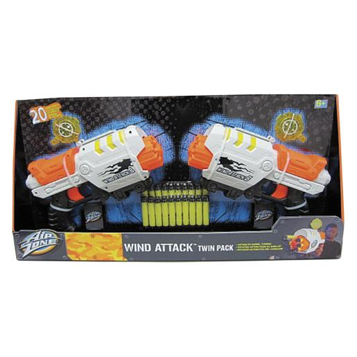 Air Zone - Pack Pistolas de Dardos