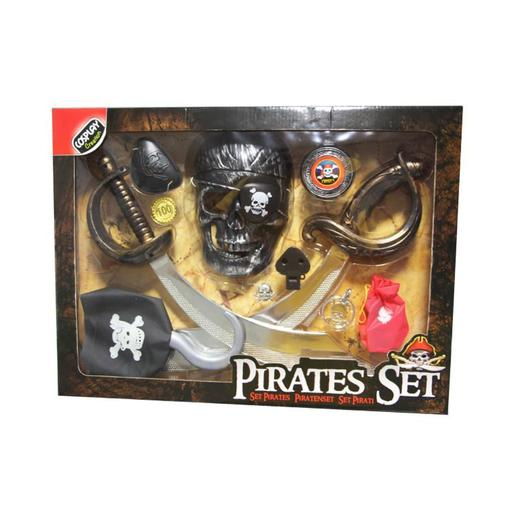 Cosplay Creation - Set de Accesorios de Pirata