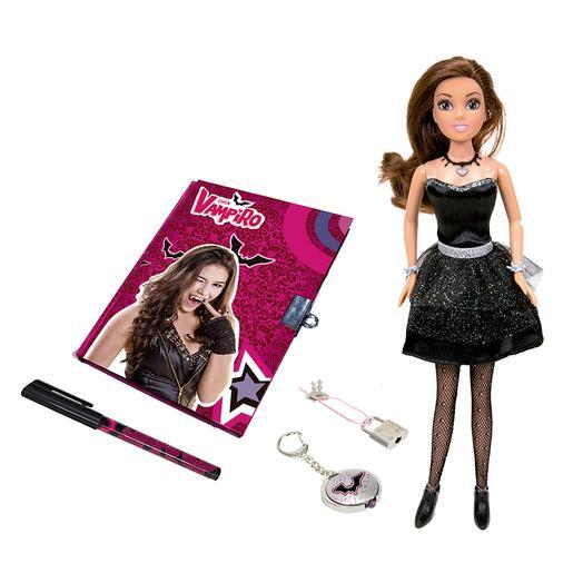 Chica Vampiro - Daisy Cantarina con Notas Secretas