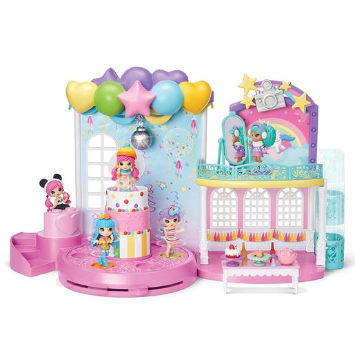 Party Pop Teenies - Playset Fiesta