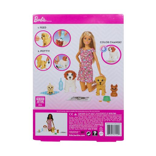 Barbie - Barbie y su Guardería de Perritos