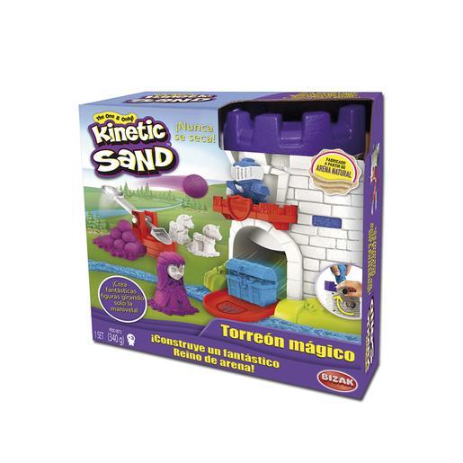 Kinetic Sand - Torreón Mágico