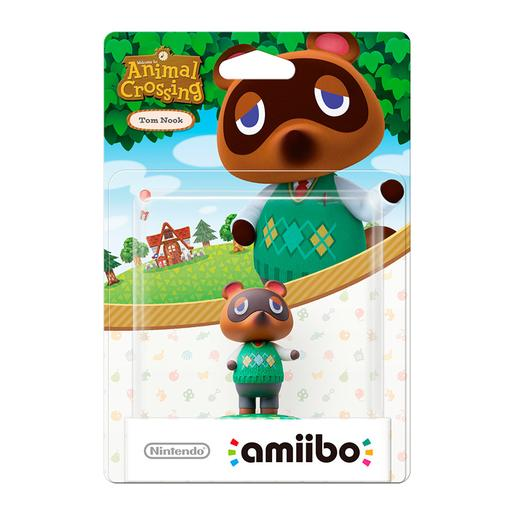 Nintendo - Figura Amiibo Animal Crossing Tom Nook