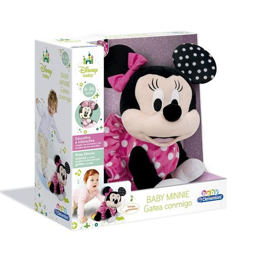 Minnie Mouse - Baby Minnie Gatea Conmigo