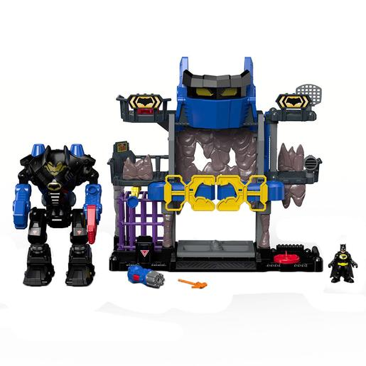 Fisher Price - Imaginext DC - Robot Batcueva