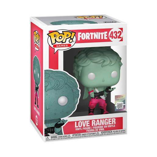 Fortnite - Love Ranger - Figura Funko POP