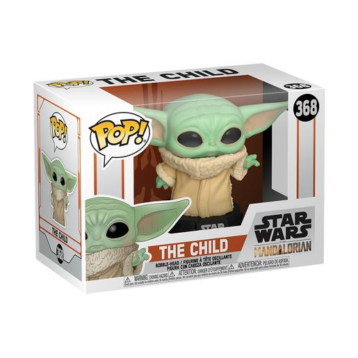Star Wars - Baby Yoda The Child - Figura Funko POP