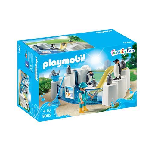 Playmobil - Pingüinos - 9062