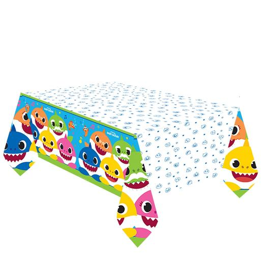 Baby Shark - Mantel de Papel 1.37 x 2.6 m