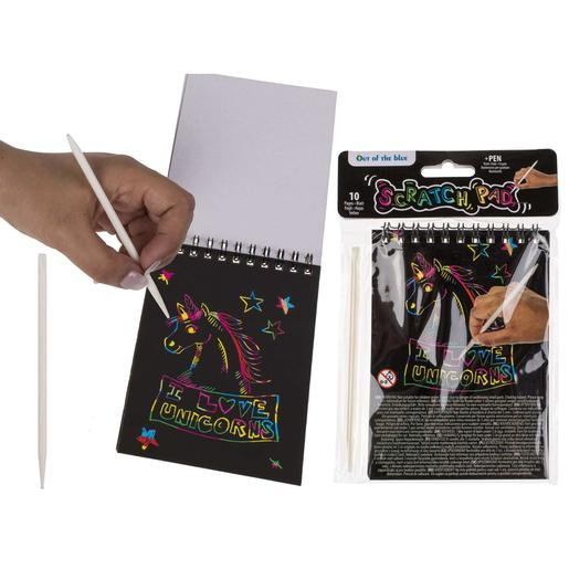 Libretas Magic Scratch (varios modelos)