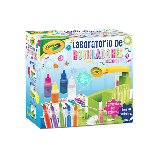 Crayola - Laboratorio de Rotuladores Multicolor
