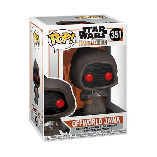 Star Wars - Offworld Jawa - Figura Funko POP