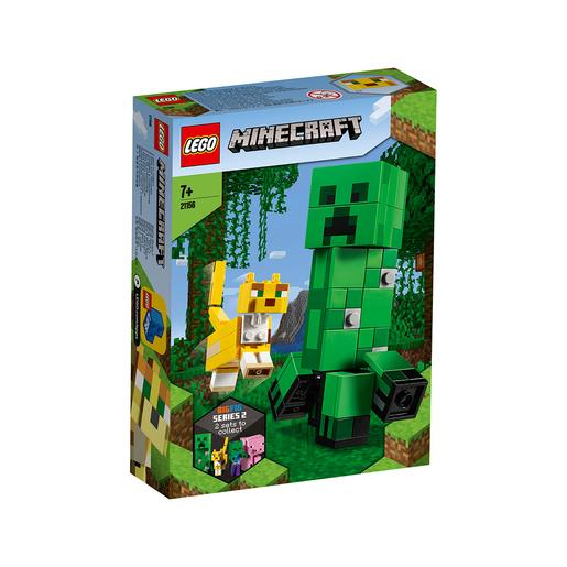 LEGO Minecraft - BigFig: Creeper y Ocelote 21156