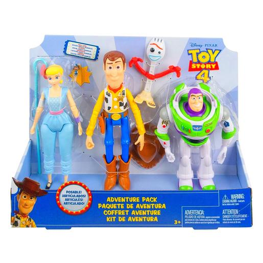 Toy Story - Pack de Aventura Toy Story 4