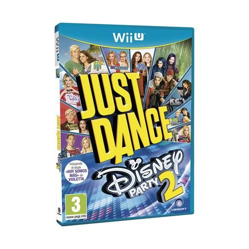 Nintendoo WiiU - Just Dance: Disney Party 2