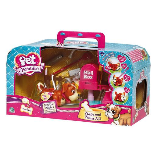 Pet Parade - Mailbox Playset con Cachorro
