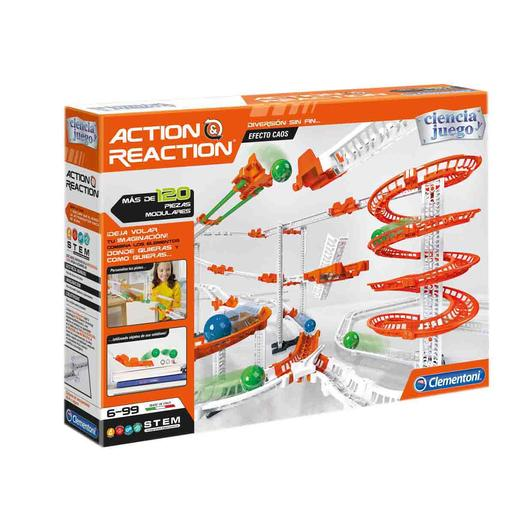 Action and Reaction - Efecto Caos